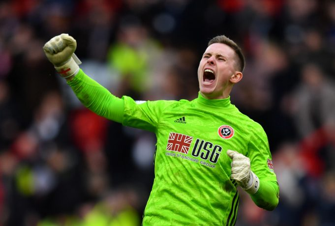 Dean Henderson provides update on future after Manchester United return