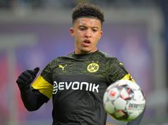 Jadon Sancho on the verge of agreeing terms
