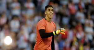 Manchester United goalkeeper Joel Pereira joins Huddersfield Town on loan