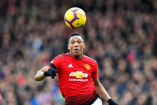 Paul Scholes identifies how Solskjaer has changed Martial at United