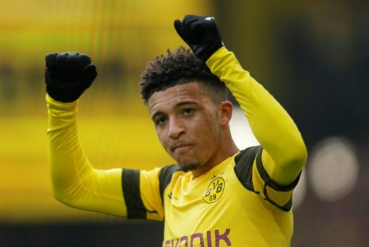 Borussia Dortmund gives latest update on Jadon Sancho transfer