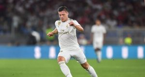 Manchester United Contact Real Madrid For Luka Jovic-Loan Deal