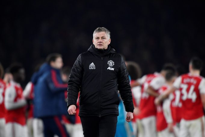 Ole Gunnar Solskjaer confirms injuries ahead of Crystal Palace clash