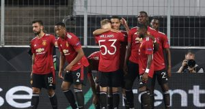 Manchester United Predicted Line Up vs PSG
