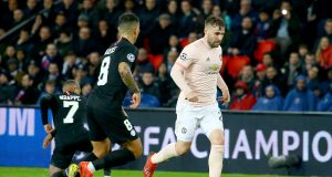 Manchester United vs PSG live stream