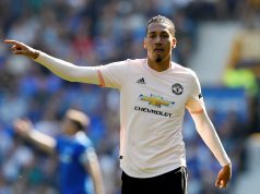 OFFICIAL: Chris Smalling leaves Manchester United on a permanent transfer