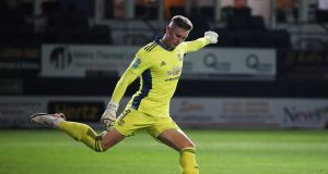 Dean Henderson can become one of the best in the world
