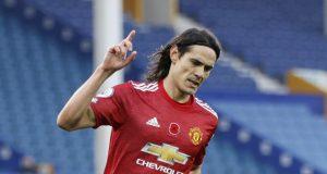 Dimitar Berbatov makes a request about Cavani at Man United