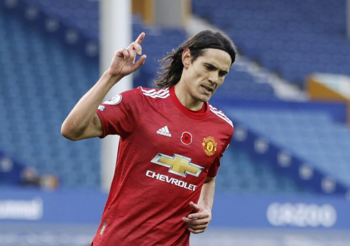 Dimitar Berbatov makes a request about Cavani at Man United
