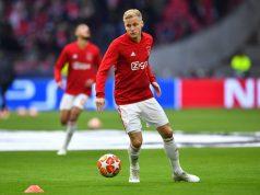 Donny van de Beek plans Manchester United exit in January