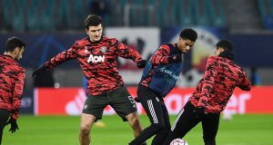 Manchester United Predicted Line Up vs Arsenal