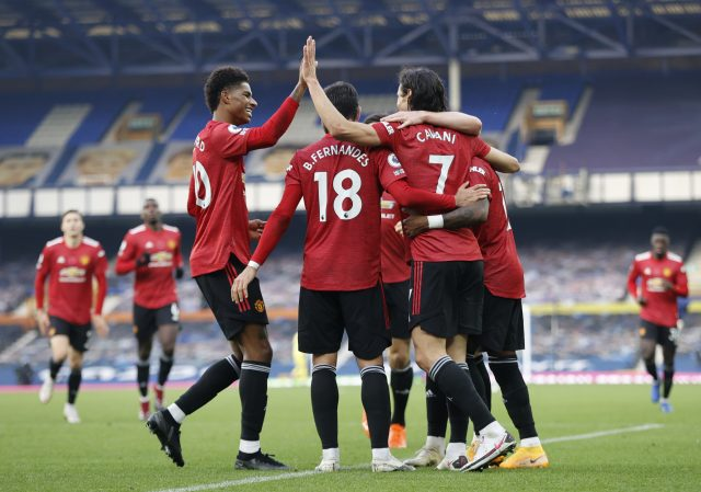 Manchester United Predicted Line Up vs West Brom