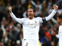 Manchester United told to complete Sergio Ramos transfer