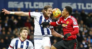 Manchester United vs West Brom Head To Head