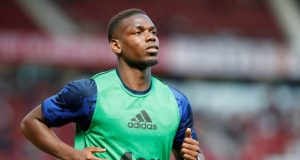 Paul Pogba unhappy with United role says Didier Deschamps