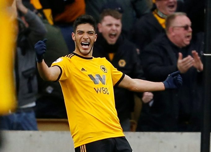 Raul Jimenez confirms Manchester United approach