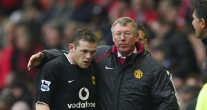 Rooney won't imitate his former boss Sir Alex Ferguson
