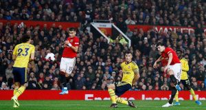 Ryan Giggs Believes Arsenal Will Give Manchester United A Tough Time