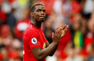 Paul Pogba expected to be recalled for Man United's home game against Liverpool