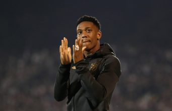 Anthony Martial Still Has The Manager's Backing At Manchester United