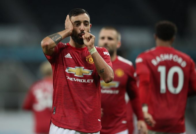 Bruno Fernandes Not Fazed By Lack Of Rest