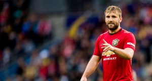 Luke Shaw is Man United's most improved player