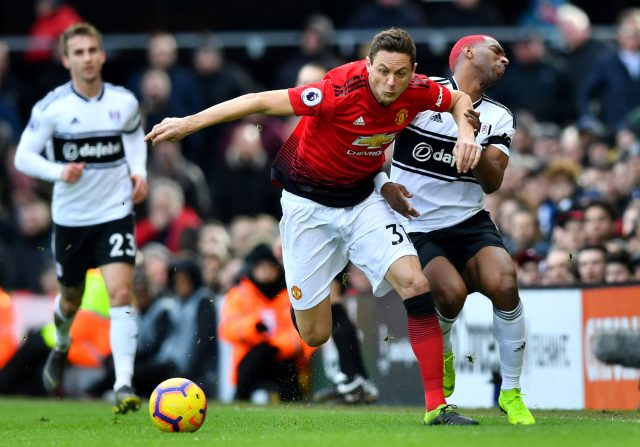 Manchester United vs Fulham Head To Head