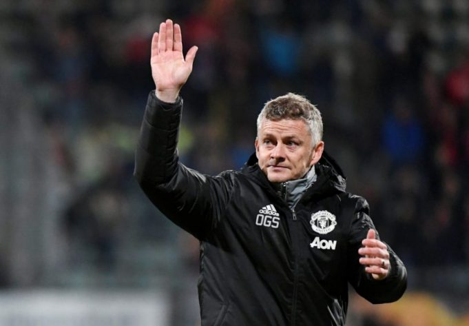 Ole Solskjaer Relishing Opportunity To Go Top Of The Table