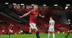 Scott McTominay Gleaming After Getting Named Captain For The First Time