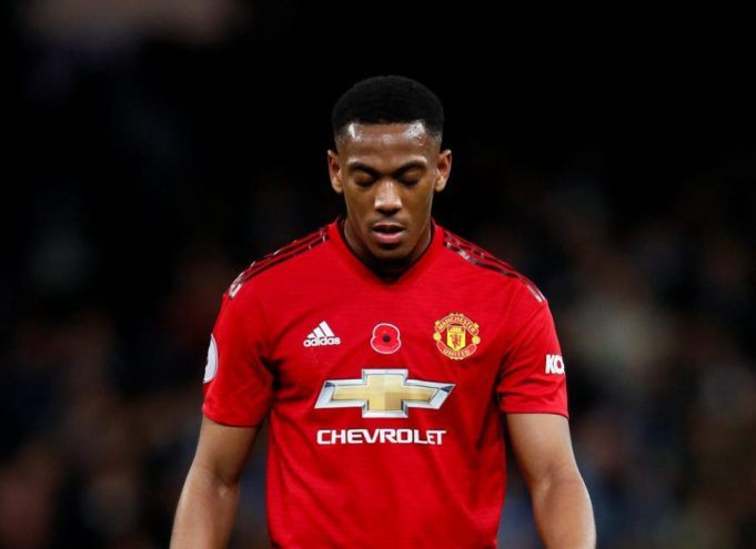Shearer digs into Martial attitude problems