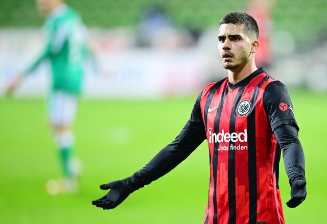 Andre Silva responds to Man United transfer rumour