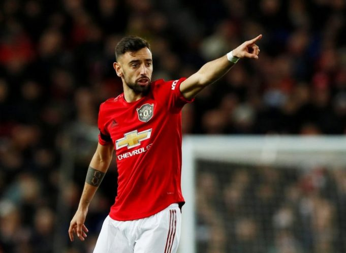 Bruno Fernandes explains what United should do to defeat Man City