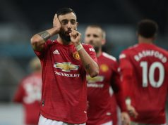Bruno Fernandes responds to being called 'a baby'