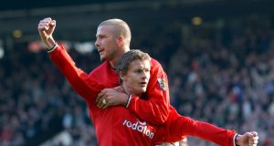 David Beckham backs Ole Gunnar Solskjaer