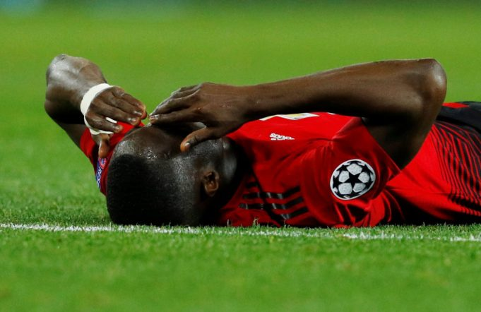 Eric Bailly angry with manager Ole Gunnar Solskjaer
