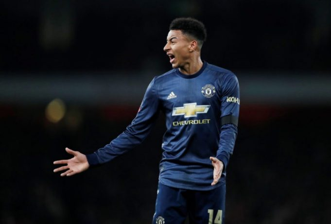 Jesse Lingard Playing Like 'One Of The Best Players' In England