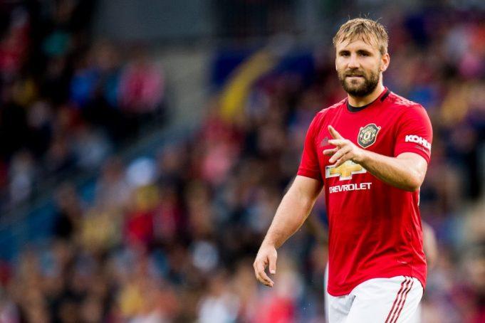 Luke Shaw Deserves England Starting Spot Over Ben Chilwell