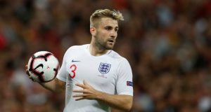 Luke Shaw backed to star for England in the summer