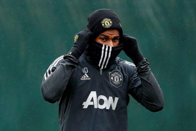 Rashford and United were awful - Neville