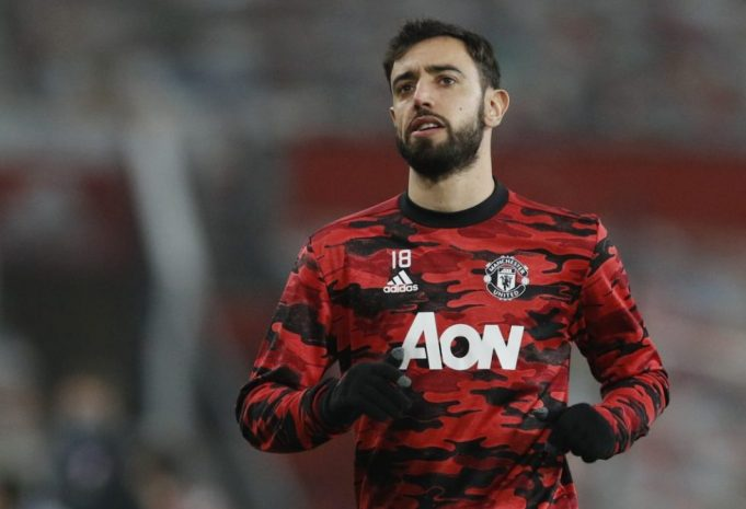 Bruno Fernandes wants to manage Man United someday