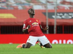 Eric Bailly signs a new contract with Manchester United