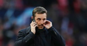 Gary Neville takes another dig at Ed Woodward