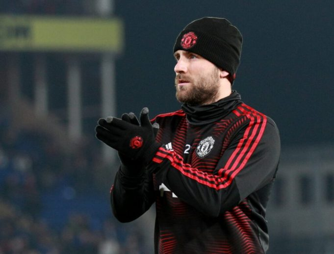 Luke Shaw Credits Recent Form To Manchester United Boss
