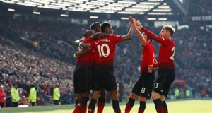 Manchester United Predicted Line Up vs Liverpool