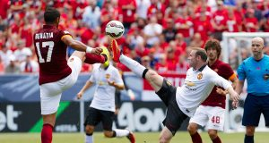 Manchester United vs Roma Live Stream