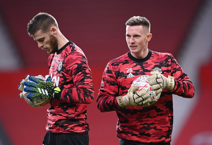 OGS welcomes De Gea and Henderson rivalry