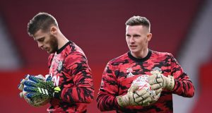Man United told to solve their goalkeeper situation