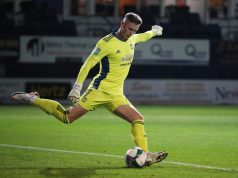Dean Henderson targets the No.1 spot at Man United