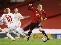 Donny van de Beek adviced to leave Man United this summer