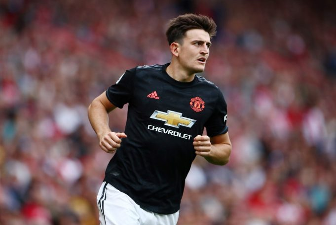 Harry Maguire Claims To Be Fit For Scotland